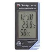 Termo-Higrômetro Digital 0°C a 50°C MT-242