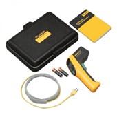 Termômetro Digital a Laser HVAC Infravermelho e de Contato 561 FLUKE