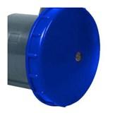 Tomada Acoplamento Industrial Azul 3P+T 125A 250V IP67 S4659-BRASIKON STECK