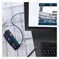 Trena a Laser 120 Metros com Bluetooth GLM 120C BOSCH