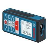 Trena a Laser 80 Metros com Régua de Inclinação GLM 80 + R 60 BOSCH