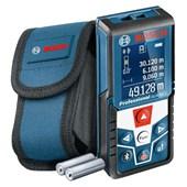 Trena a Laser com Conexão Bluetooth 50 Metros GLM 50 C BOSCH