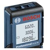 Trena a Laser / Medidor De Distância 40 Metros GLM 40 BOSCH