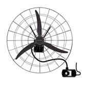 Ventilador de Parede Industrial 3Pás 1/2CV Preto 1175 VENTISOL
