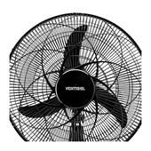 Ventilador Ocilante de Mesa 50cm 3Pás 130W Preto NOTOS-513 VENTISOL