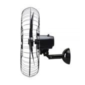 Ventilador Oscilante de Parede 3 Pás 60cm 200W 127/220V Preto 543 VENTISOL